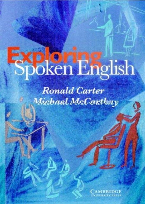 Exploring Spoken English PB : 9780521568609