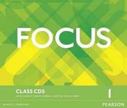 Focus 1 Class CDs