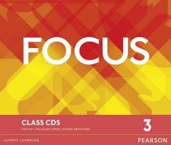Focus 3 Class CDs