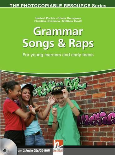 Grammar Songs & Raps + 1 CD + 1 CD/CDR