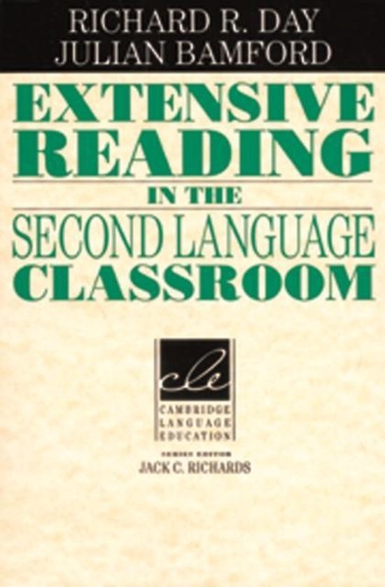 Extensive Reading in the Second Language Classroom PB : 9780521568296