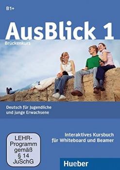 AusBlick 1 Interaktives Kursbuch DVD-ROM