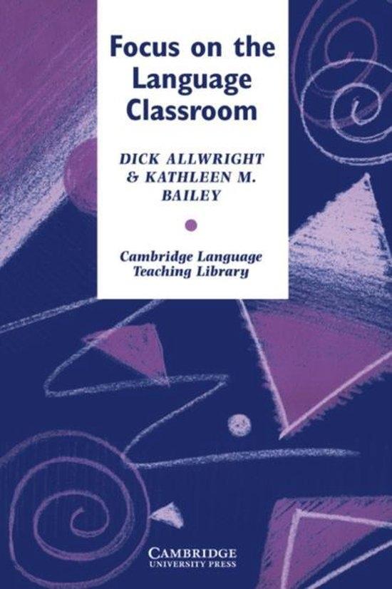 Focus on the Language Classroom PB