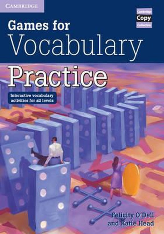 Games for Vocabulary Practice Book