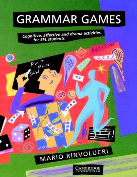 Grammar Games Book