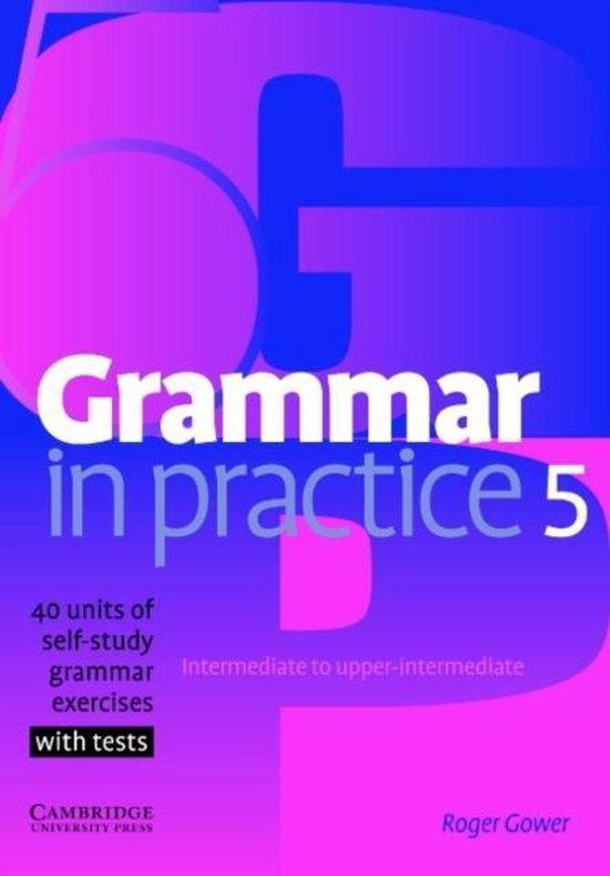 Grammar in Practice Level 5 Upper-Intermediate