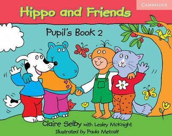 Hippo and Friends 2 Pupil´s Book