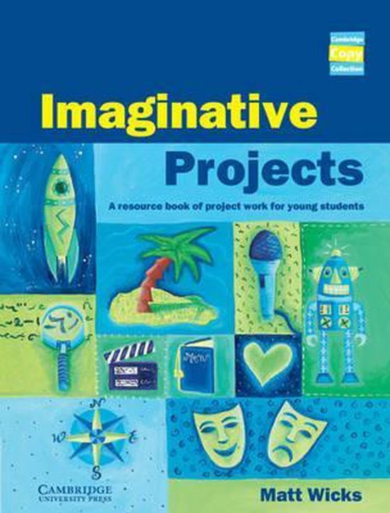 Imaginative Projects Book