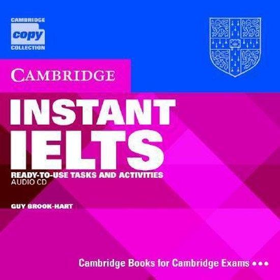 Instant IELTS Audio CD : 9780521755368