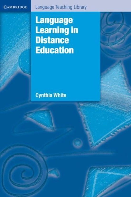 Language Learning in Distance Education PB : 9780521894555