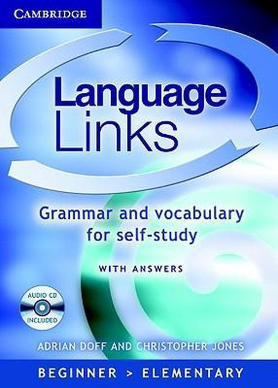 Language Links Beg/Elem Book and Audio CD Pack