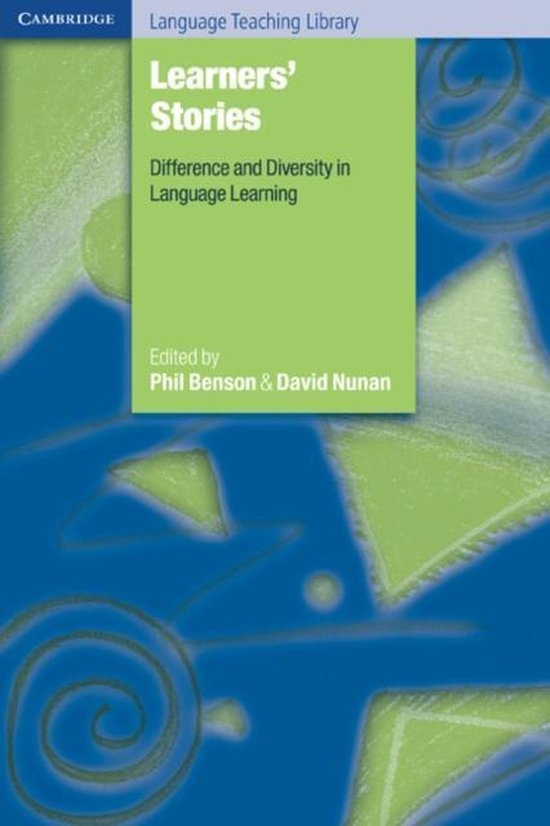 Learners´ Stories: Difference and Diversity ... PB : 9780521614146
