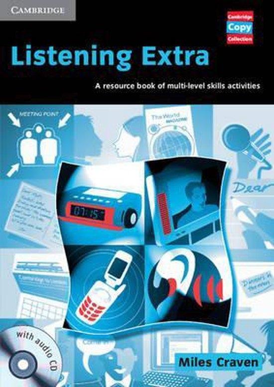 Listening Extra Book + Audio CDs (2)