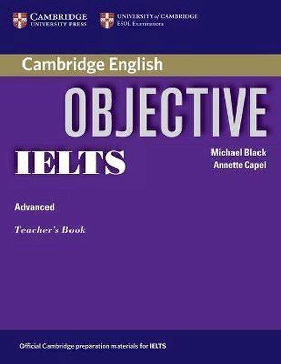 Objective IELTS Advanced Teacher´s Book : 9780521608756