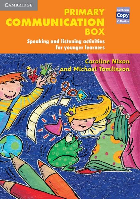 Primary Communication Box Book