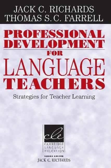 Professional Development for Language Teachers PB : 9780521613835