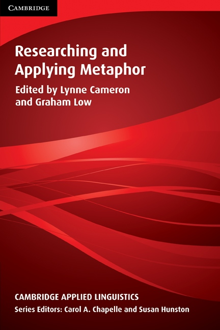 Researching and Applying Metaphor PB : 9780521649643