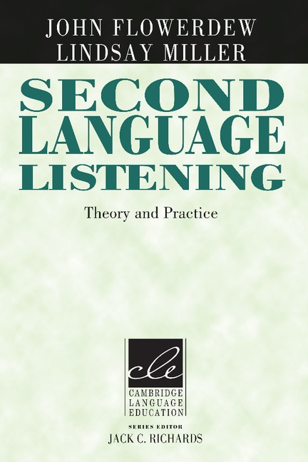 Second Language Listening PB : 9780521786478