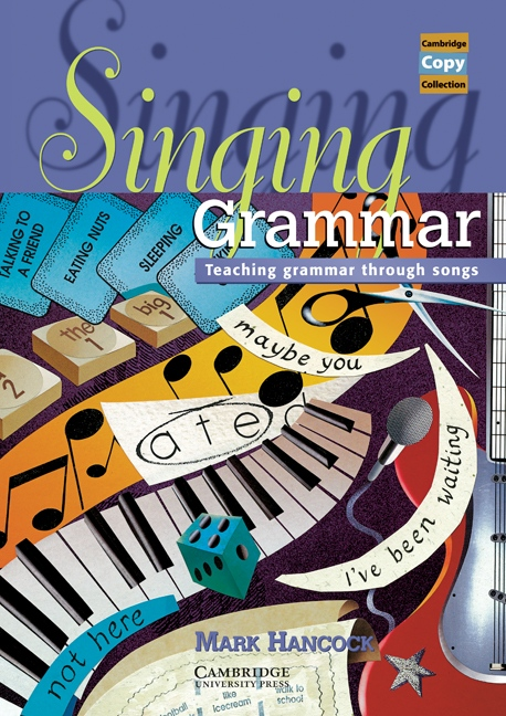 Singing Grammar Book : 9780521625425