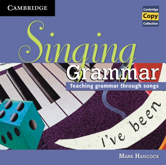 Singing Grammar Audio CD