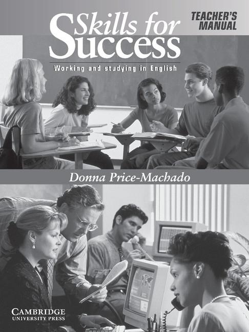 Skills for Success Teacher´s Manual : 9780521657419