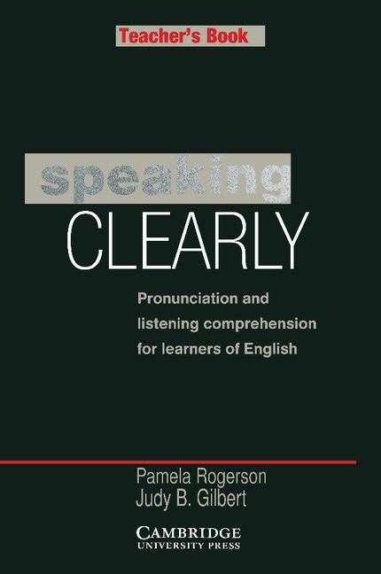 Speaking Clearly Teacher´s Book