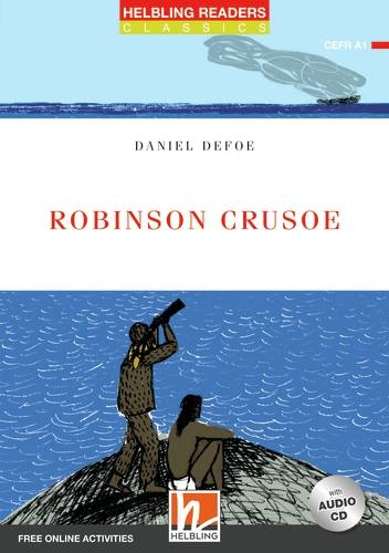 HELBLING READERS Red Series Level 2 Robinson Crusoe + audio + ezone