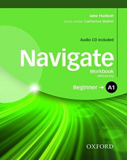 Navigate Beginner A1 Workbook without Key with Audio CD