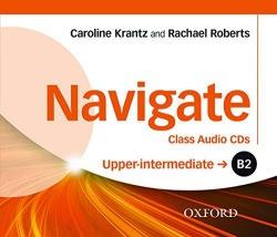 Navigate Upper Intermediate B2 Class Audio CD (3)