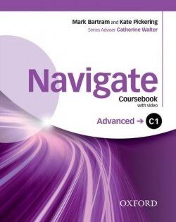 Navigate Advanced C1 Coursebook with DVD-ROM, eBook, eWorkbook & Online Skills
