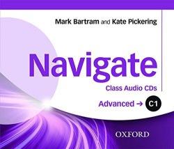 Navigate Advanced C1 Class Audio CD (3)