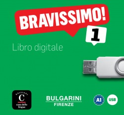 BRAVISSIMO! 1 - LIBRO DIGITALE USB