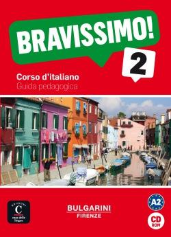 BRAVISSIMO! 2 - GUIDA PEDAGOGICA CD-ROM