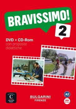 BRAVISSIMO! 2 – DVD : 9788415846512