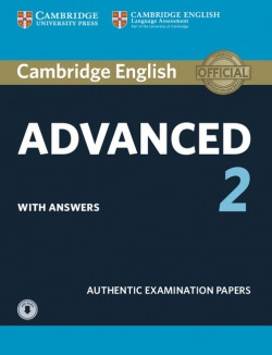 Cambridge English Advanced 2 Student´s Book with answers and Audio Download