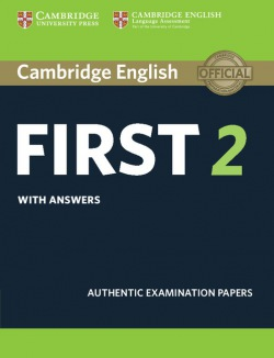 Cambridge English First 2 Student´s Book with Answers