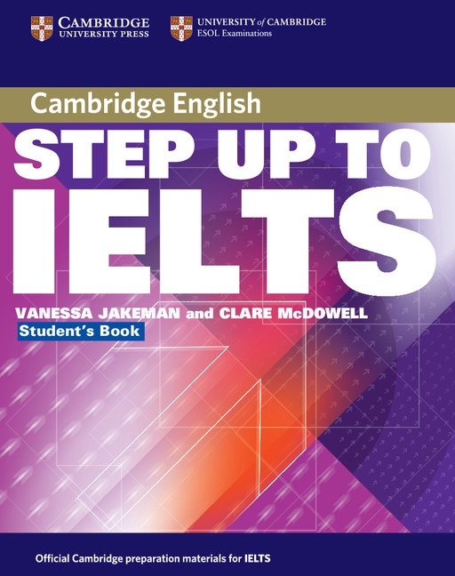 Step Up to IELTS Student´s Book without answers