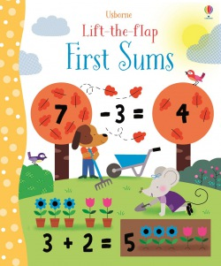 Lift-the-Flap First Skills First Sums