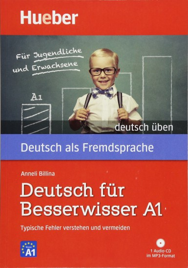 deutsch üben Deutsch für Besserwisser A1 mit MP3-CD