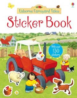 Farmyard Tales Sticker Book : 9781409524489
