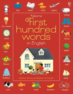 First Hundred Words in English : 9781409596905