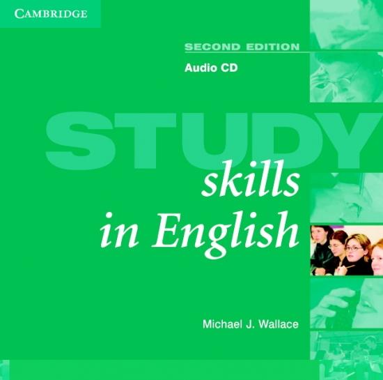 Study Skills in English Second Edition Audio CD : 9780521537537