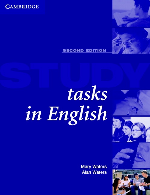 Study Tasks in English Student´s Book : 9780521426145