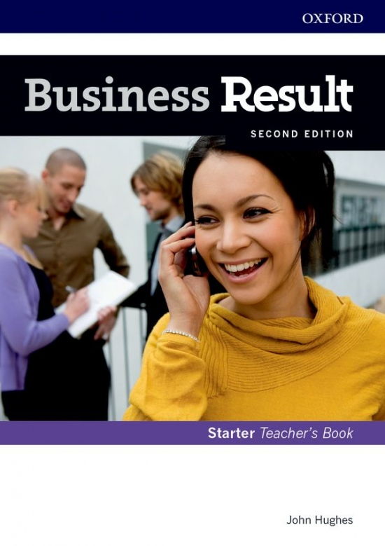 Business Result (2nd Edition) Starter Teacher´s Book with DVD