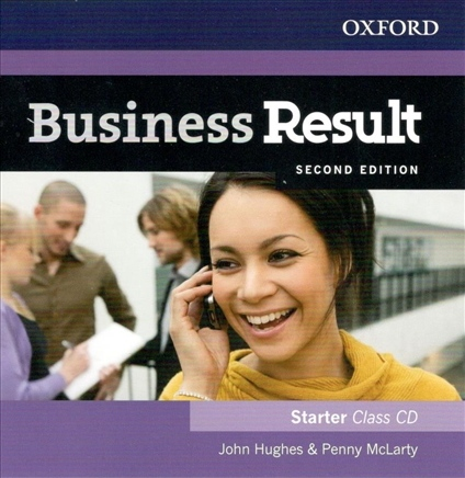 Business Result (2nd Edition) Starter Class Audio CD : 9780194738644