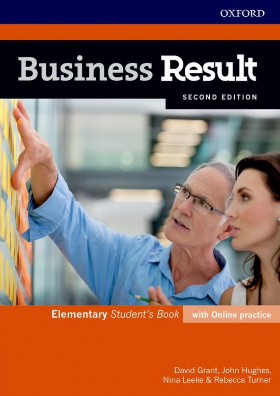 Business Result (2nd Edition) Elementary Student´s Book with Online Practice : 9780194738668