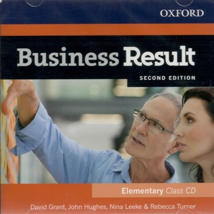 Business Result (2nd Edition) Elementary Class Audio CD