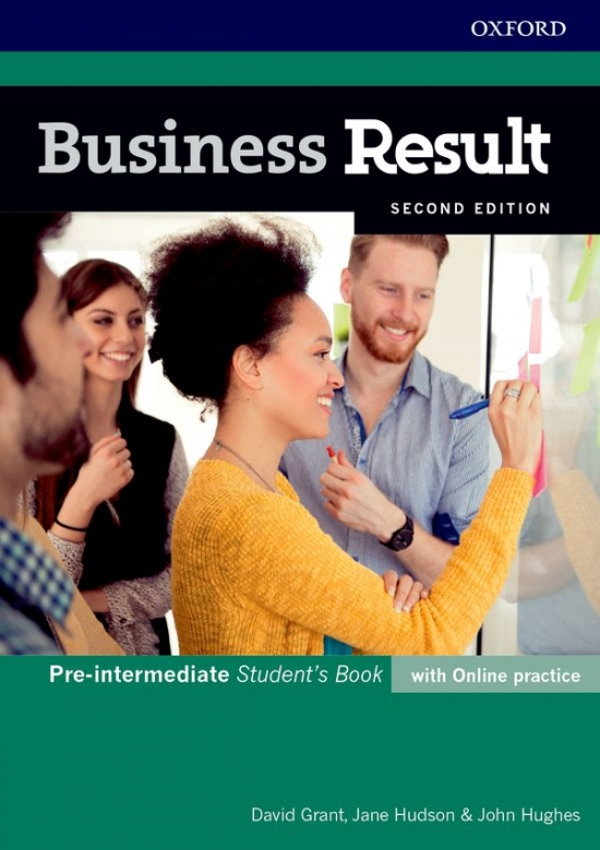 Business Result (2nd Edition) Pre-Intermediate Student´s Book with Online Practice