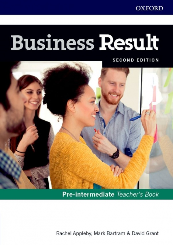 Business Result (2nd Edition) Pre-Intermediate Teacher´s Book with DVD