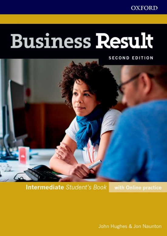 Business Result (2nd Edition) Intermediate Student´s Book with Online Practice